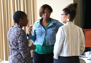 Break Open, Bust Out: Women's Leadership Institute