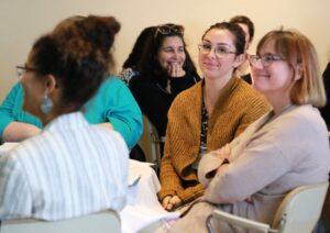 Break Open, Bust Out: Women's Leadership Institute